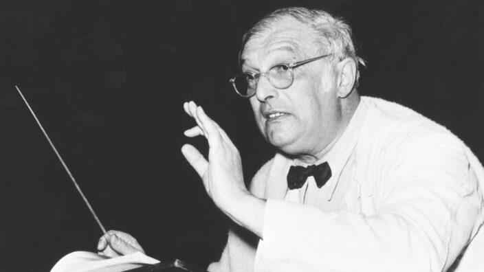 Dirigent Clemens Krauss
