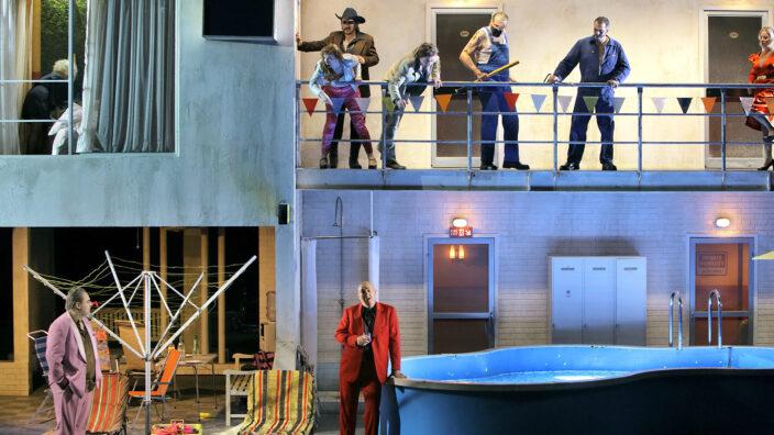Bayreuther Festspiele 2015 - Das Rheingold