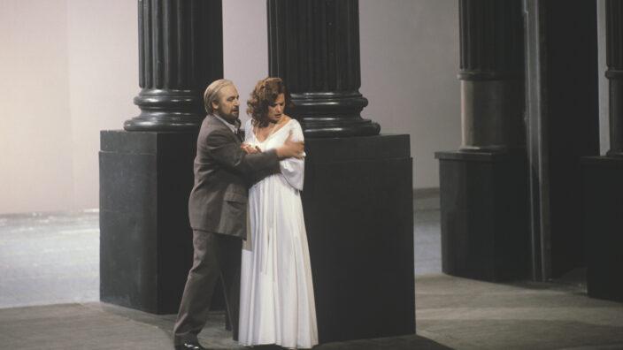 Wagner Götterdämmerung Jahrhundertring Chereau Boulez Bayreuther Festspiele 1980