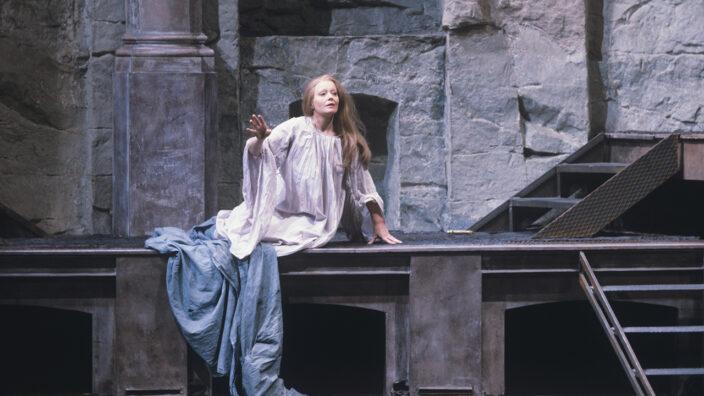 Siegfried Jahrhundertring Chereau Boulez Bayreuther Festspiele 1980