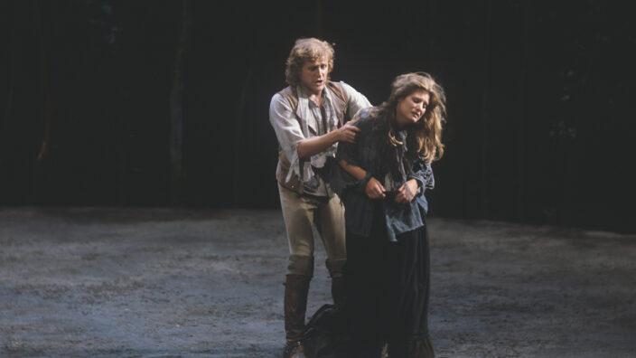 Wagner Walküre Jahrhundertring Chereau Boulez Bayreuther Festspiele 1980